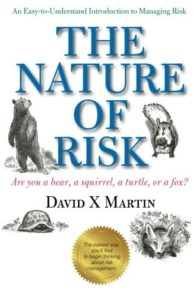 """The Nature of Risk"" book by David X Martin"